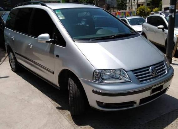 Volkswagen Sharan 1.9 I Trendline Tiptronic+tap Cuero 2009