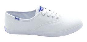 Tênis Keds Champion Woman Canvas Branco