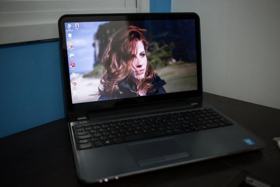 Notebook Dell Core I7 Memória 8gb Hd 1tb Placa 1 Gb Tela 15.