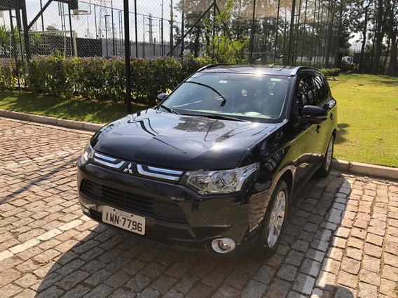 Mitsubishi Outlander 3.0 Gt 4x4 V6 24v Gasolina 7 Lugares