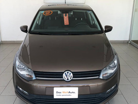 Volkswagen Polo 1.6 L4 Tiptronic At *090581