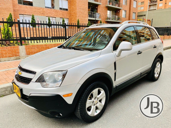 Chevrolet Captiva Sport 182hp Ct At 6v 2.4 Impecable