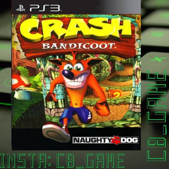 Crash Bandicoot Ps3 Psn Envio Imediato