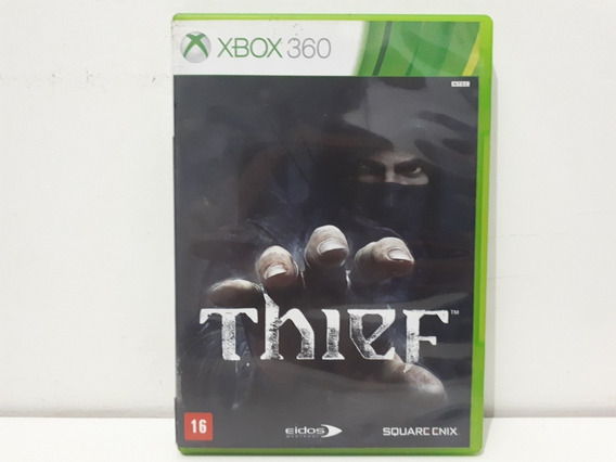 Thief Xbox 360 Original Mídia Física