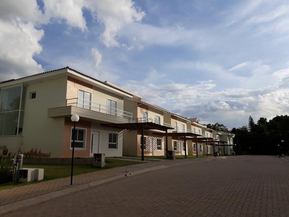 Casa Para Locação No Condomínio San Nicholas, Vinhedo/sp - Ca00032 - 68135635