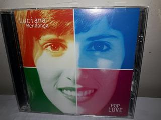 Cd Luciana Mendonça Pop Love 2000