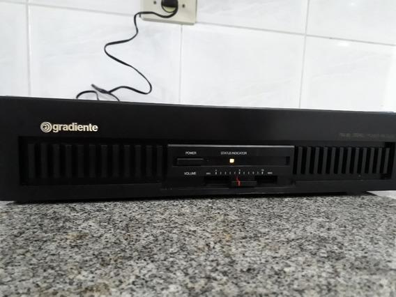 Gradiente Stereo Power Pm-80 Modulo De Potencia Perfeito
