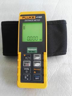 Distanciometro Fluke 416d Medidor Distancia Laser 60m Vetalu