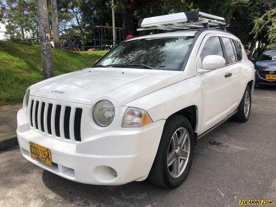 Jeep Compass L4 4x4 2400 Cc