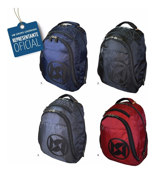 Mochila Gremond - Portanotebook - 2018 - 05720400