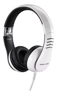 Casio Vestax Xw-h2 Auricular Cerrado Flexible