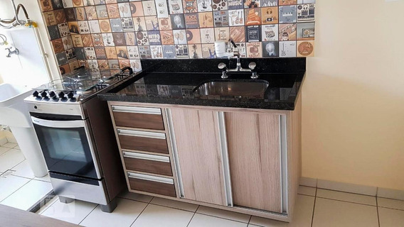 Apartamento Para Aluguel - Assunção, 2 Quartos, 47 - 893024963