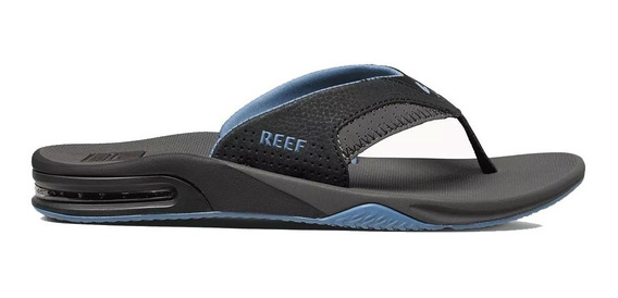 Reef Ojotas Fanning Grey/light Blue 2026 (3091)
