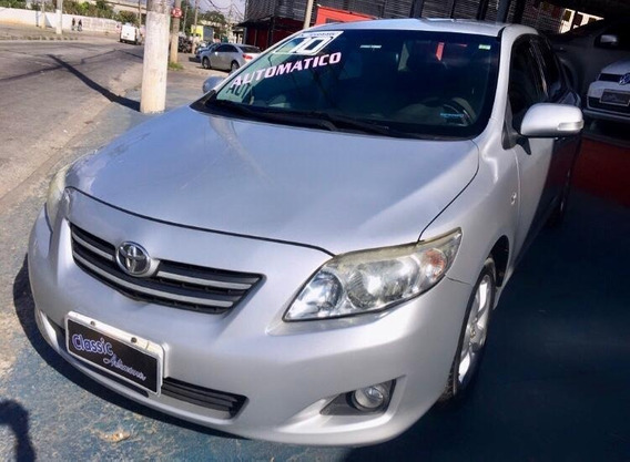 Oferta - Toyota / Corolla Xei 1.8 Aut Flex 2010
