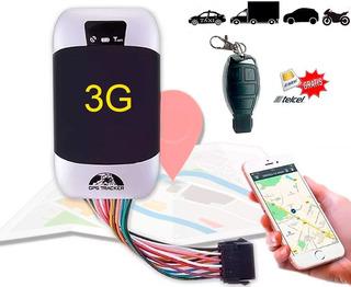 Gps Tracker Localizador Satelital 3g