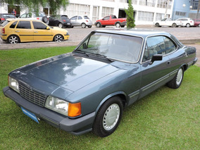 Gm Chevrolet Opala Diplomata Se 4.1/s Cupê 1988 6 Cil Álcool