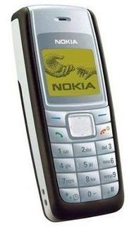 Celular Antigo Nokia 1110 Desbloqueado Novo Bom De Sinal Top