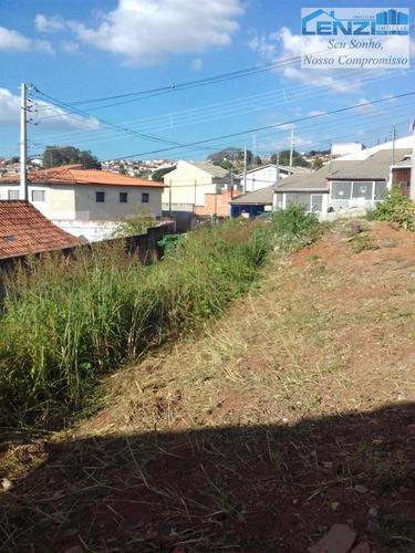 Terrenos À Venda  Em Bragança Paulista/sp - Compre O Seu Terrenos Aqui! - 1403994