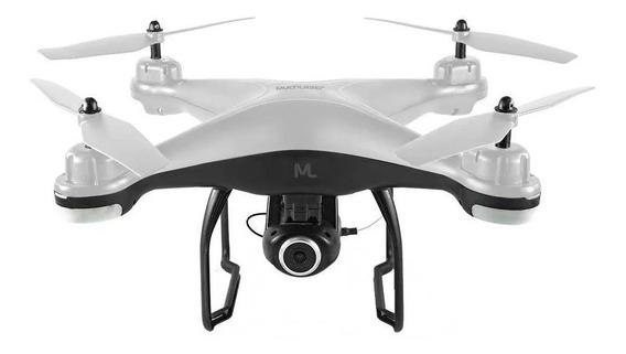 Drone Fênix Gps Alcance De 300 Metros Branco Multilaser