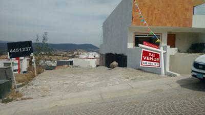 Se Vende Terreno Plano De 270 M2 En Cumbres Del Lago, Ganelo !!