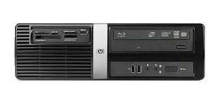 Cpu Hp Compaq Proc Core2duo 2.9 Memoria 3gb Ddr3 Hd320gb