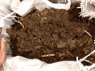 Composta Fertilizante 10 Kilos
