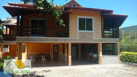 Excelente Imóvel Para Sítio, Chácara Ou Pousada - Ribeirão Da Ilha - Florianópolis/sc - Ca0258
