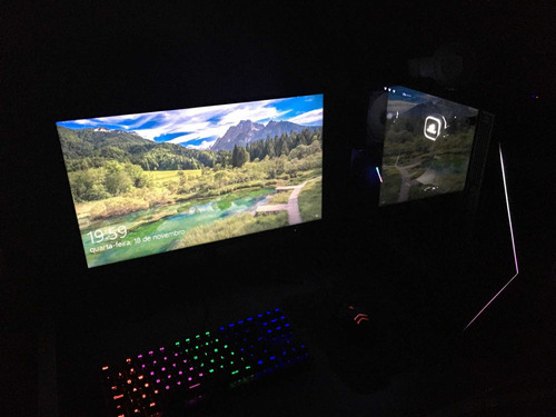 Pc Gamer Completo !!
