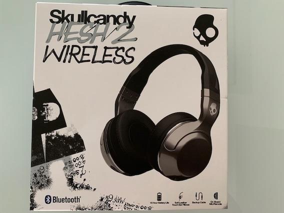 Skullcandy Hesh 2 Wireless Preto / Original Lacrado
