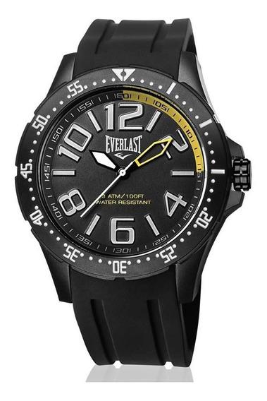 Relógio Everlast Masculino Ref: E672 Analógico Esportivo