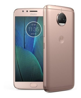 Celular Motorola Moto G5 S Plus 32gb Dourado (vitrine)