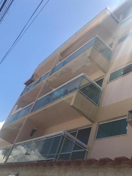 Apartamento Em Centro, Maricá/rj De 60m² 2 Quartos À Venda Por R$ 280.000,00 - Ap296236