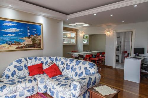 Imagem 1 de 15 de Apartamento Para Aluguel - Belém, 4 Quartos,  142 - 893418316