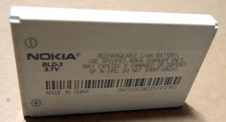 Bateria Nokia Bld-3 Lote Com 30 Peças Atacado Celular
