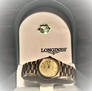 Reloj Longines Quartz Dama (ofrece Y Vemos)