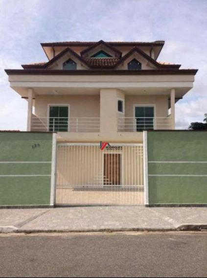 Casa Residencial Para Venda E Locação, Jardim Paulista, Atibaia - Ca1646. - Ca1646