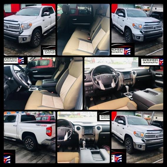 Toyota Tundra Limited Americana
