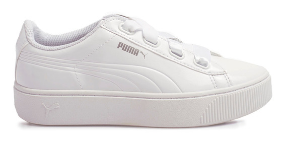 Zapatillas Puma Vikky Stacked Ribbon-37040251- Open Sports