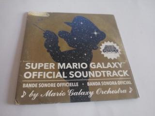 Sound Track Super Mario Galaxy Remato