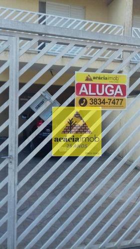 Imagem 1 de 13 de Sobrado Residencial À Venda, City Pinheirinho, São Paulo. - So2481