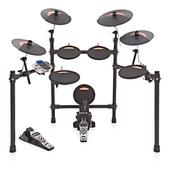 Batería Electrónica Nux Dm-4 Digital Drum Kit Envió Gratis