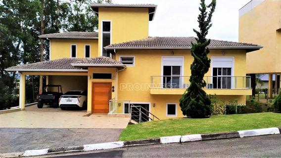 Casa Em Condomínio Na Granja Viana. - Ca10009