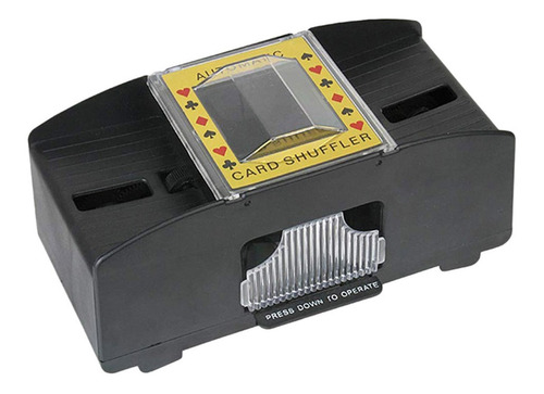 Barajador De Cartas De Póquer Electrónico Automático De 2