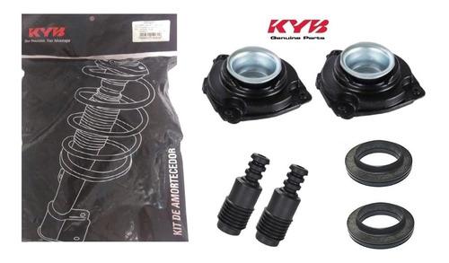 Imagem 1 de 2 de Kit Coxim Amortecedor Dianteiro Nissan Tiida Livina  Kayaba