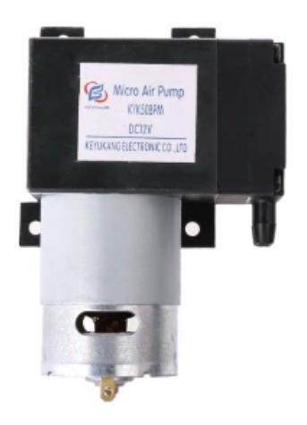 Arduino Bomba 12v De Ar Compressor Cervejaria 8 L/min No Br