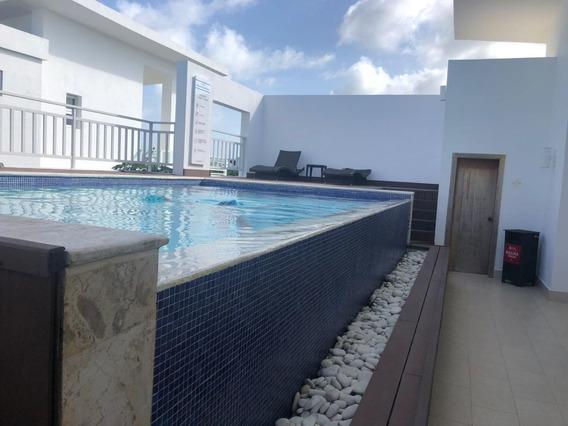 Renta De Penthouse Amueblado En Punta Cana Village