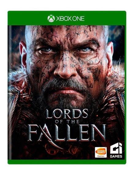 Lords Of The Fallen Xbox One Mídia Física Pronta Entrega