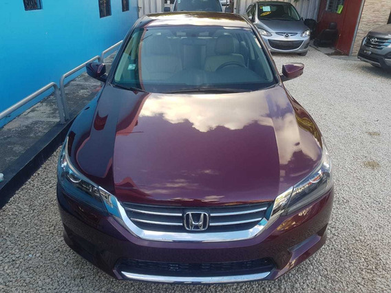 Honda Accord Inicial 250,000