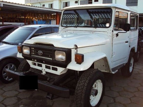 Toyota Bandeirante 3.7 Cab. Simples Curta 2p