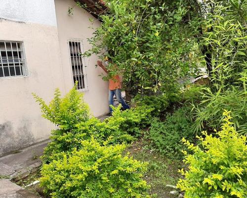 Imagem 1 de 27 de Locação Vila Pauliceia, 2 Casas De 1 Dormitório, Sala, Cozinha, Wc, Lavanderia, 1 Vaga, Quintal E 1 Galpão Grande - Ml66 - 69391179